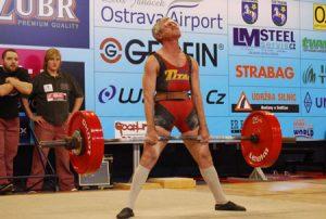 Alexander P. Moiseev en acción.