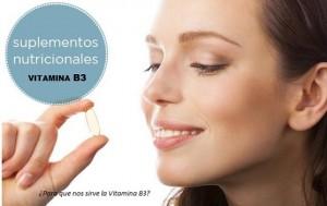 ¿Por qué  un nivel adecuado de vitamina B3 en el organismo es tan importante para lograr una buena salud?