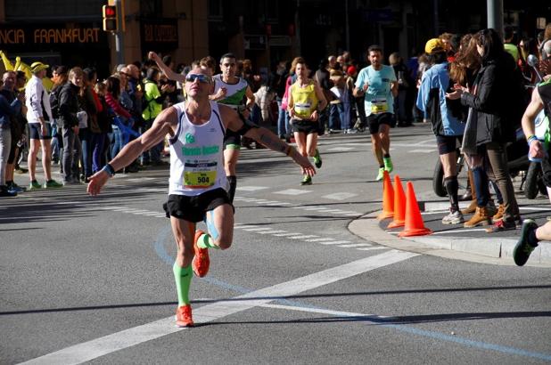 Maratón Zurich Barcelona